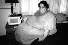 700 Pound Woman